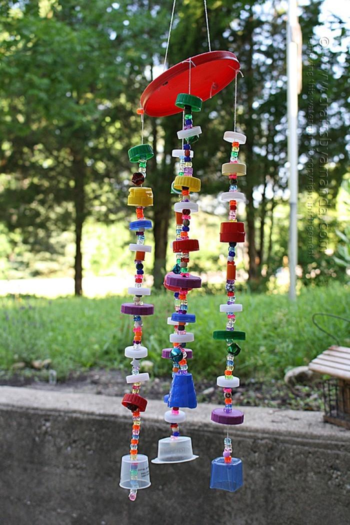Ausgefallene Gartendeko Selber Machen Upcycling Ideen Diy Deko Garderobe Selber  Machen Stühle Bemalen Schmetterlinge Basteln Mit