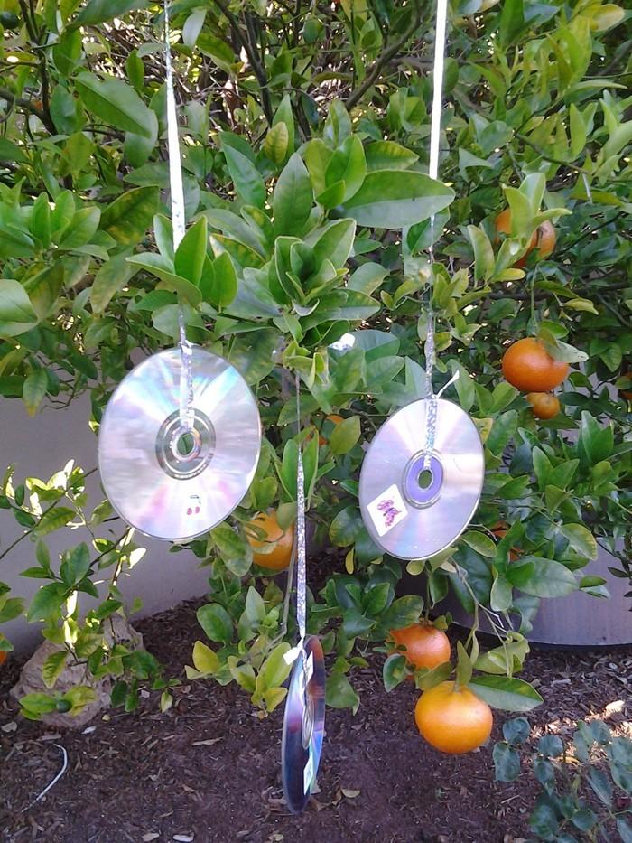 ausgefallene gartendeko selber machen upcycling ideen diy deko mit rohlingen