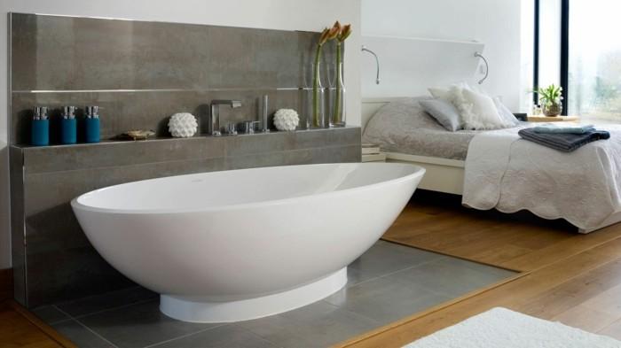 Die freistehende badewanne nach diesen kriterien treffen for Hauseinrichtungen ideen