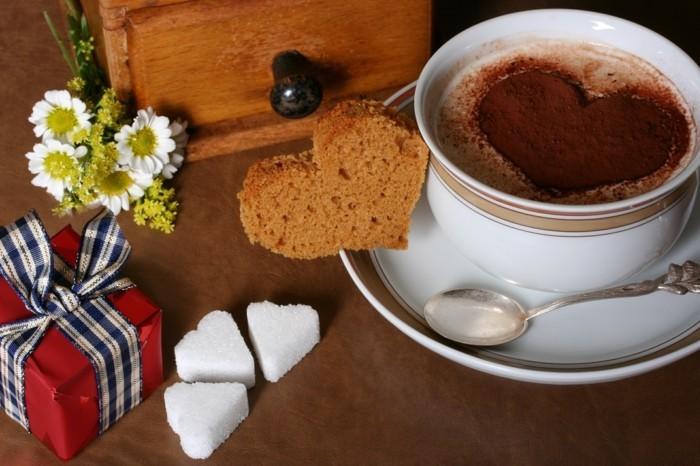 Brioche Bread Pudding Coffee