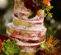 Tortendeko im Boho Style – 47 wunderschöne Köstlichkeiten für die perfekte Hochzeitsfeier