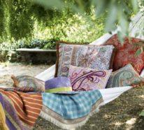 Textilien: Die schönsten Sommer-Farben