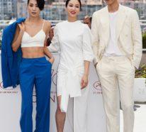 Modetrends 2017 aus dem Filmfestival in Cannes