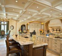 Deckengestaltung U2013 88 Beispiele, Wie Sie Durch Eine Schöne Decke Den Raum  Aufwerten