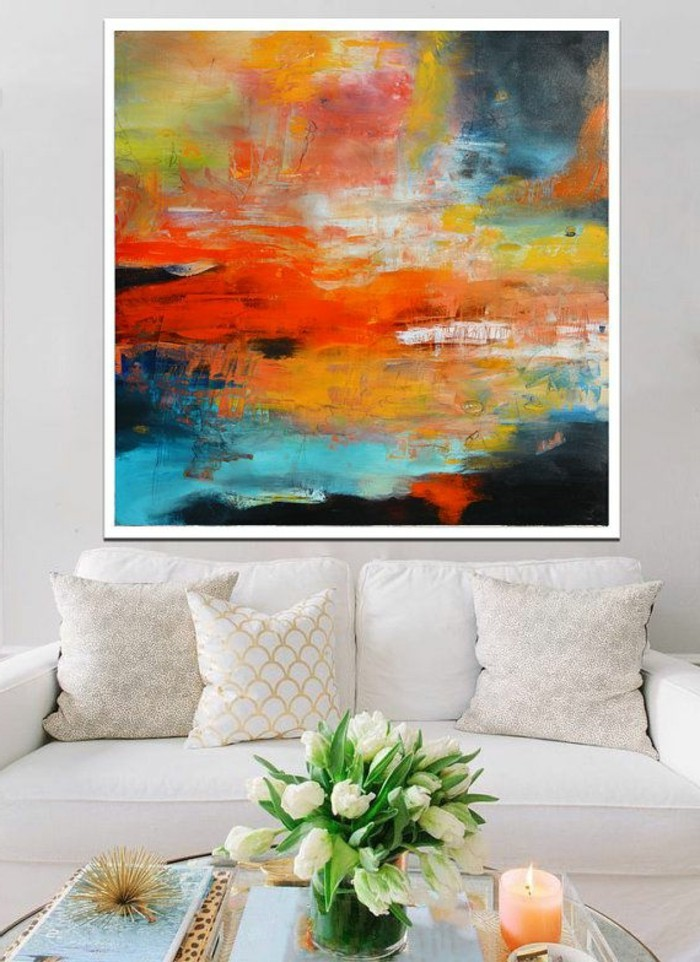 Gemälde Wohnzimmer – eyesopen.co