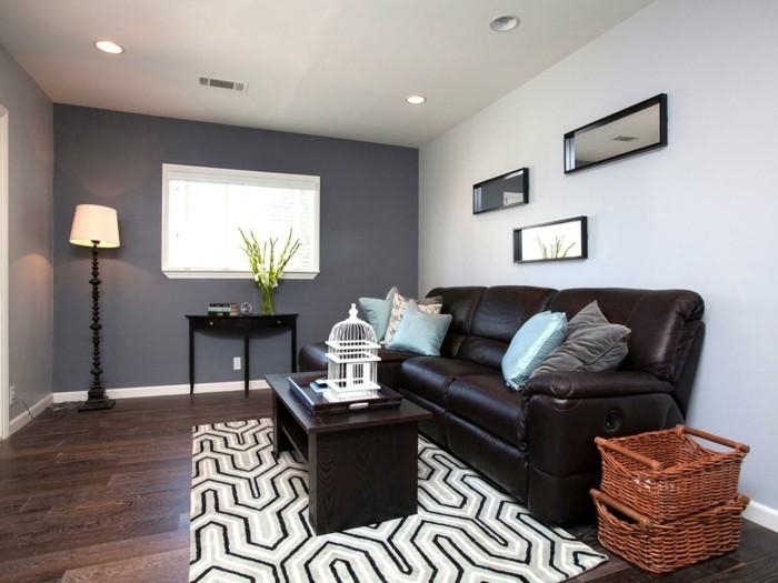 dekoideen wohnzimmer stilvolle und schlichte dekoration