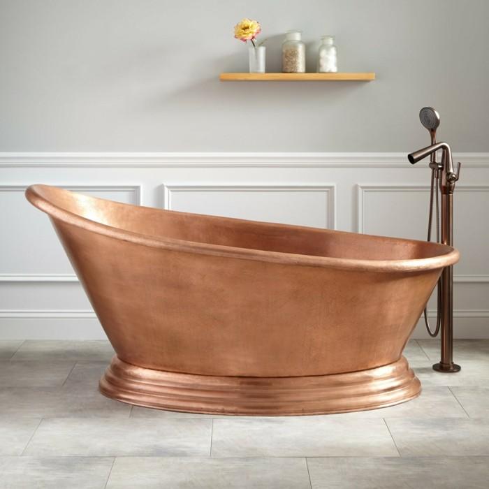 die freistehende badewanne nach diesen kriterien treffen sie eine richtige wahl. Black Bedroom Furniture Sets. Home Design Ideas