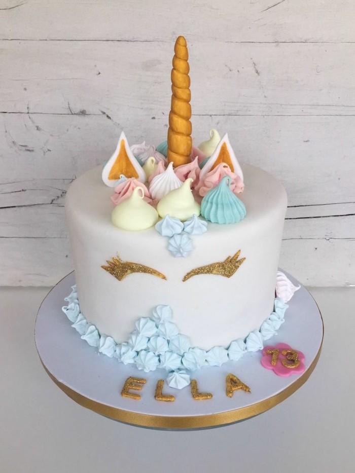 Einhorn Ideen Kindergeburtstag Feiern Einhorn Torte: 67 Tolle Ideen Als  Inspiration Für Den Kindergeburtstag ...