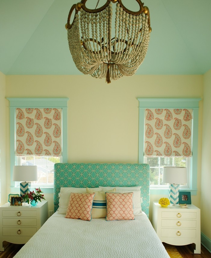 Deckengestaltung beispiele wie sie durch eine schöne