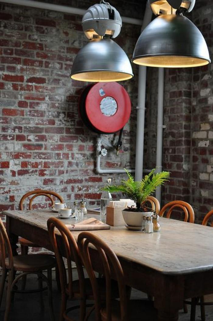 esstischlampe modernistische hängelampen und pflanze für mehr frische im essbereich