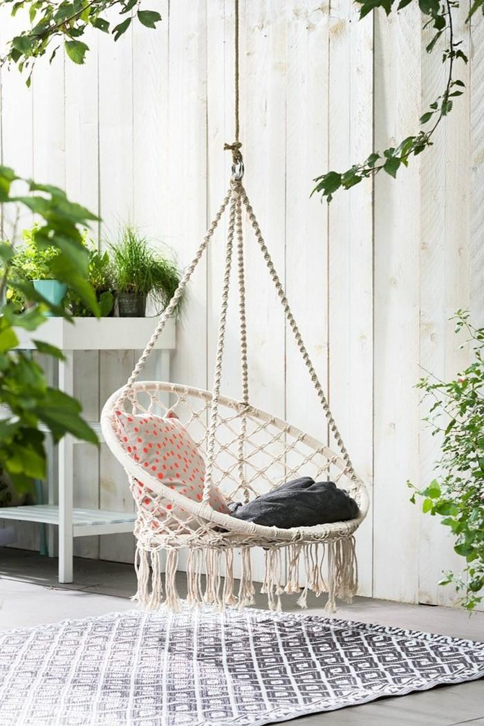 Hängesessel - mehr Relax und Freude im Garten