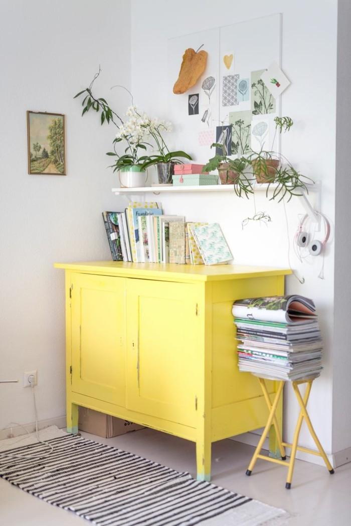 gelbtöne raumgestaltung farbgestaltung14