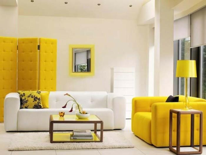 gelbtöne raumgestaltung farbgestaltung21