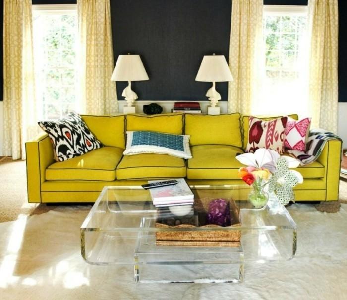 gelbtöne raumgestaltung farbgestaltung9