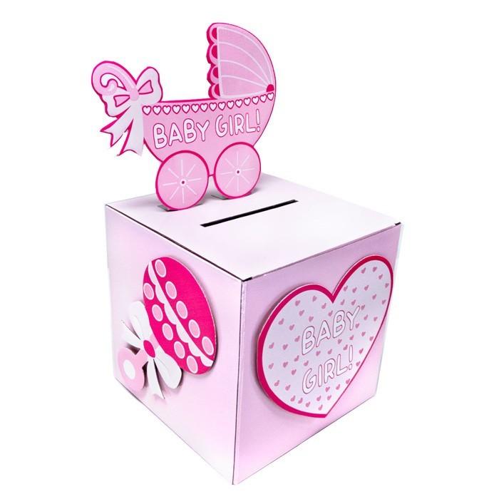 geschnkbox basteln geschnkideen diy deko upcycling ideen tasse selber gestalten babyshawer geldgeschneke