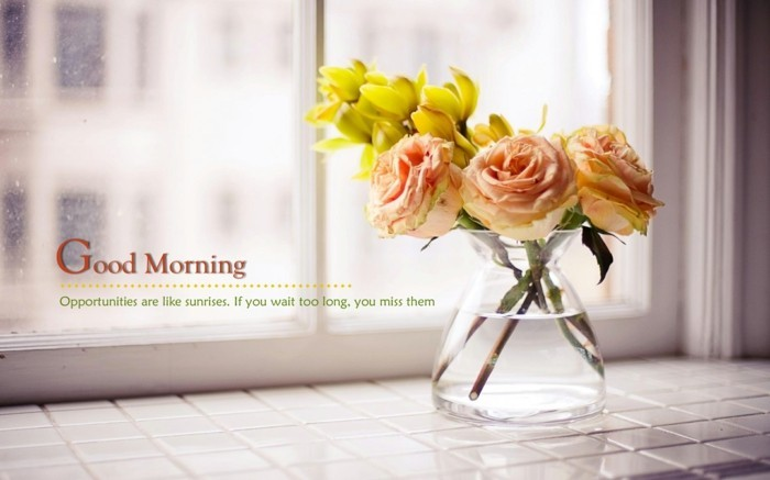 guten morgen gruss spruch morgenweisheit good morgen