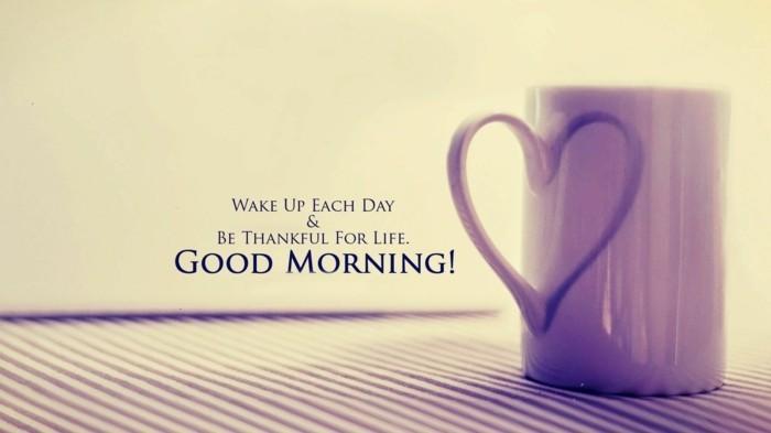 guten morgen kaffee kaffeetasse herz bildgruß