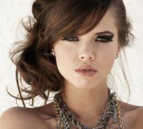 Hochsteckfrisuren – der klassisch weibliche Look feiert sein großes Comeback