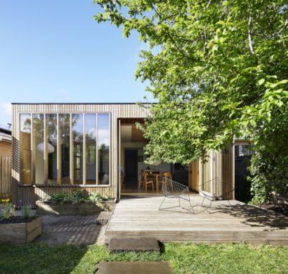 Drei Markante Beispiele Fur Moderne Holzhauser Aus Den Drei Ecken