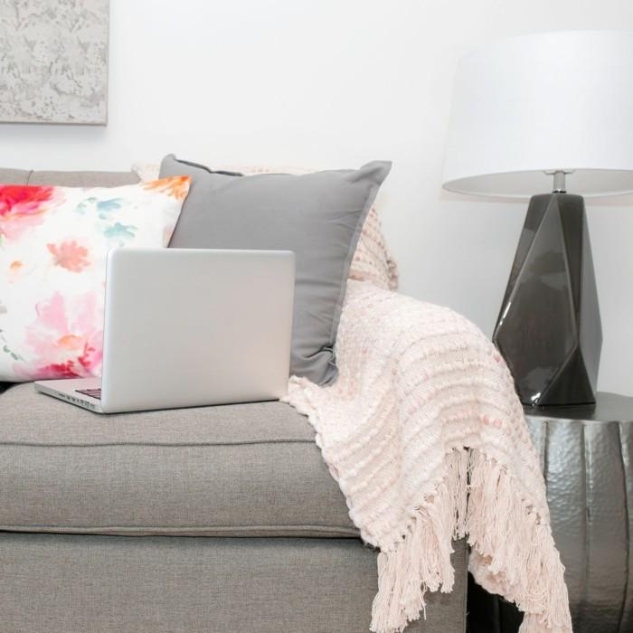 Wohnzimmer Im Hygge Stil Einrichten: Der Neuste Lifestyle-Trend Aus Dänemark