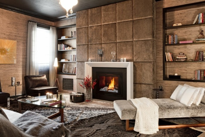 hygge lifestyle wohnideen fürs wohnzimmer