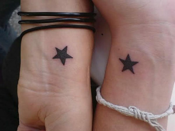 Tattoo Stars - 49 unique, trendy ideas for tattoos