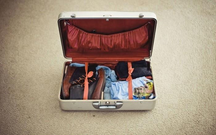 koffer packen was zu nehmen und was nicht auf der reise
