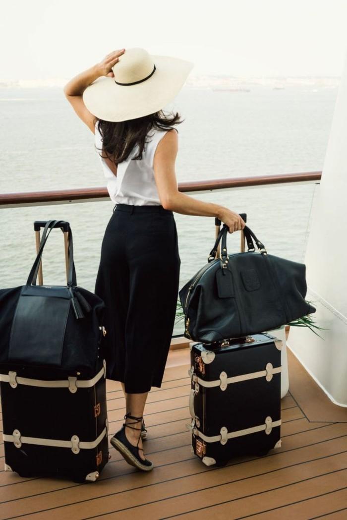 koffer packen praktische tipps wie sie platz sparen