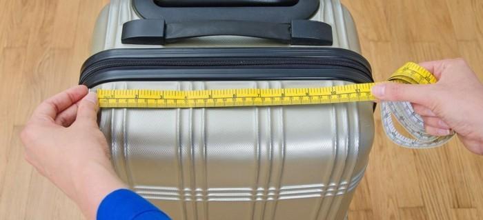 koffer packen wie viel gepäck braucht man