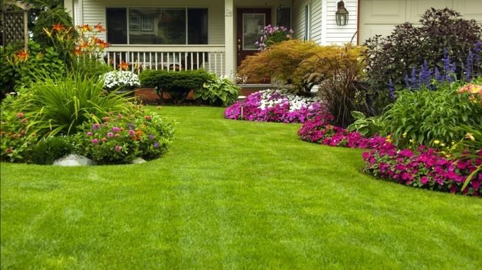 mehrere-nuancen-vorgarten