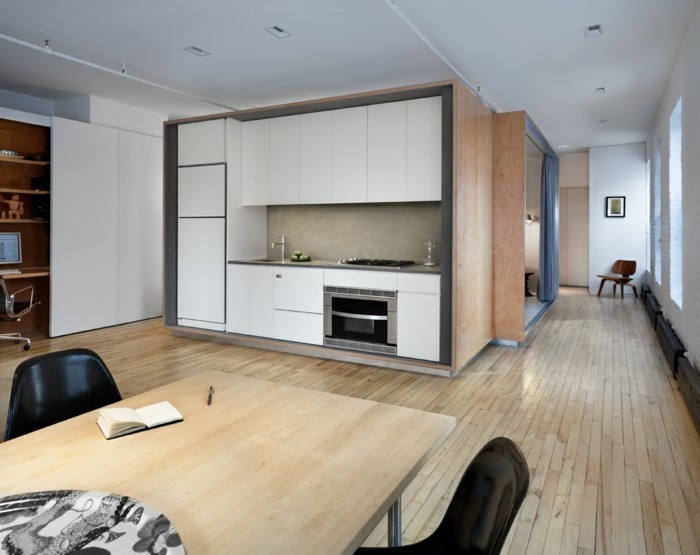 offene küche stilvolle küchenmöbel und viel freiraum