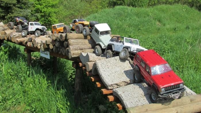 rc cars wettkampf rennautos trucks lastkraftwagen