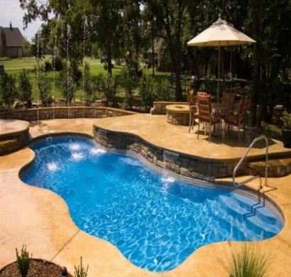 swimmingpool im garten soll es nur ein traum sein. Black Bedroom Furniture Sets. Home Design Ideas
