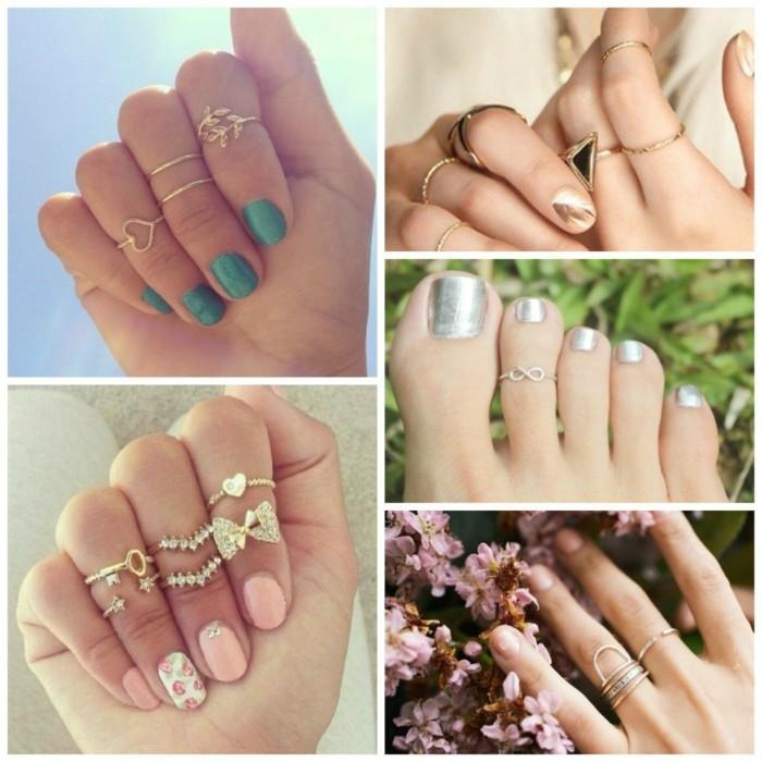 sommer nagellack gelnägel pastellfarben nageldesign ideen