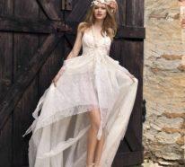 Brautkleider im Boho Stil: Der heißeste Trend für Ihre Hochzeitsfeier!