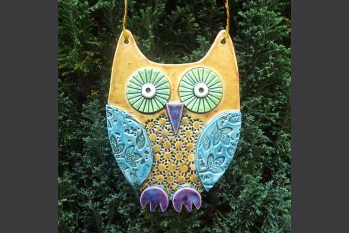 töpfern ideen kreative gestaltung diy ideen diy deko selber machen handwerk keramik eule