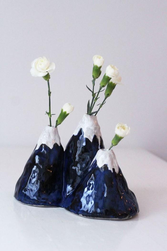 töpfern ideen kreative gestaltung diy ideen diy deko selber machen handwerk keramikvase