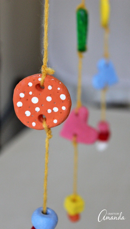 töpfern ideen kreative gestaltung diy ideen diy deko selber machen handwerk windspiel