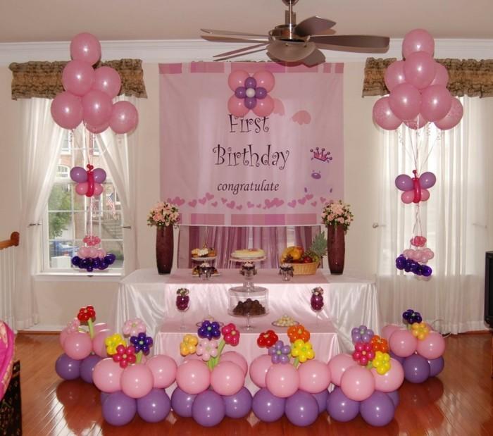 Tischdeko Geburtstag Den Geburtstag Richtig Schon Zelebrieren