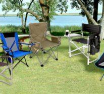 Campingmöbel für den Ausflug und den modernen Außenbereich