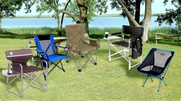 tolle moderne campingsessel designs