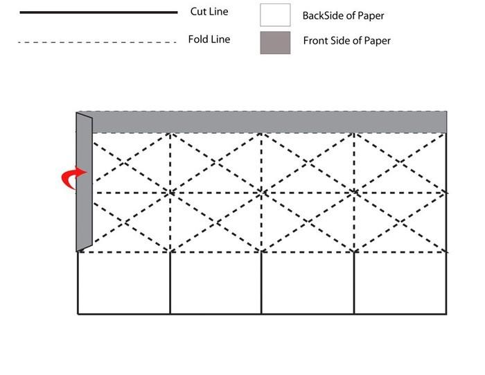windlichter basteln upcycling ideen ausgefallene gartendeko selber machen basteln mit papier vorlage 4