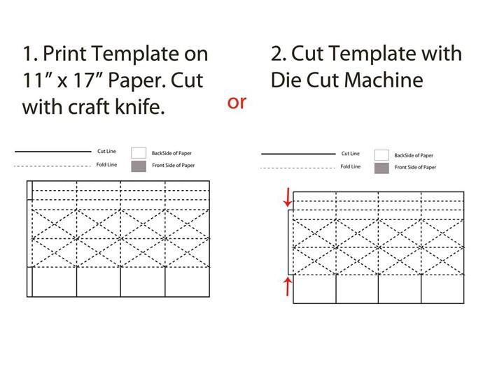 windlichter basteln upcycling ideen ausgefallene gartendeko selber machen basteln mit papier vorlage