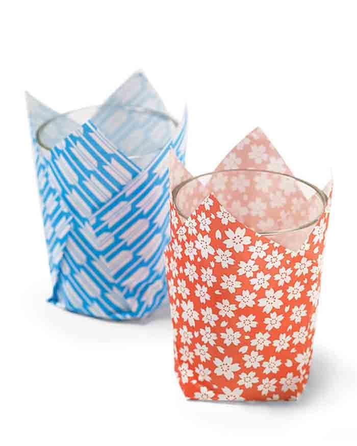 windlichter bastenl upcycling ideen ausgefallene gartendeko selber machen deko ideen