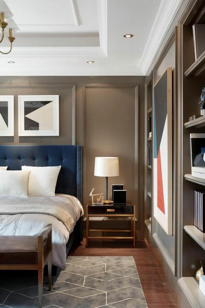 Wohnideen Schlafzimmer Teppich 111 wohnideen schlafzimmer für ein schickes innendesign