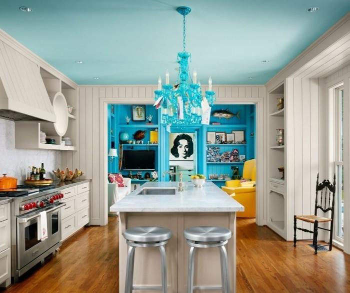 Wohnküche Kücheninsel: Die Essenzubereitung War Nie So Angenehm