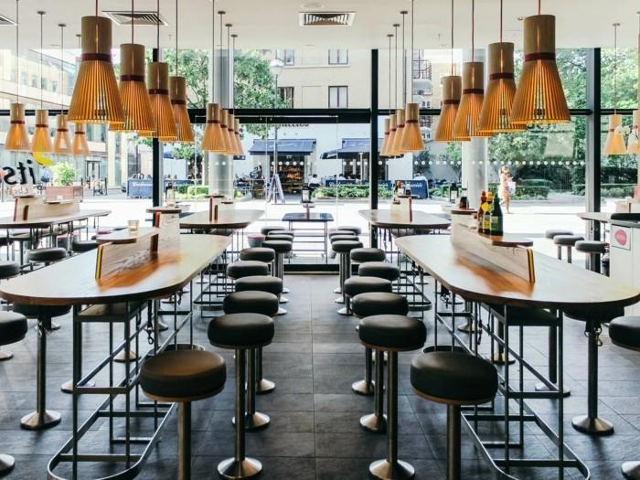 barhocher fürs restaurant oder cafe