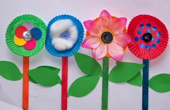 Basteln Mit Kleinkindern 43 Originelle Ideen Und Einfache