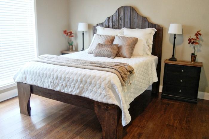 Bett selber bauen ein paar sch ne ideen in sachen diy bett for Massivholz bett selber bauen