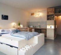 ▷ 1000 ideen für betten - hochbett - kinderbett - schrankbett, Hause deko